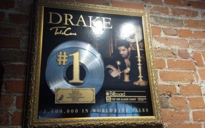 In the Presence of Drake