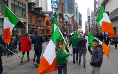 St. Patrick's Day Highlights!